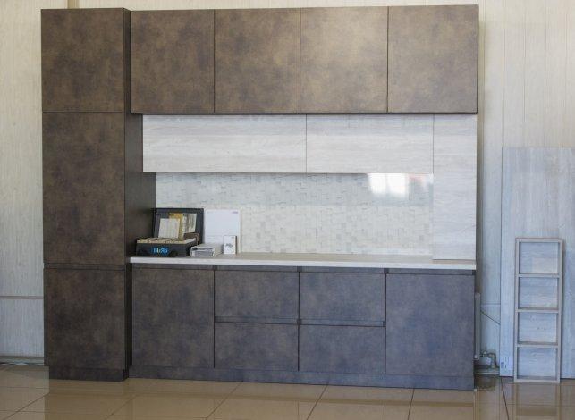 мебель на заказ из ДСП Egger Cleaf система P2O
